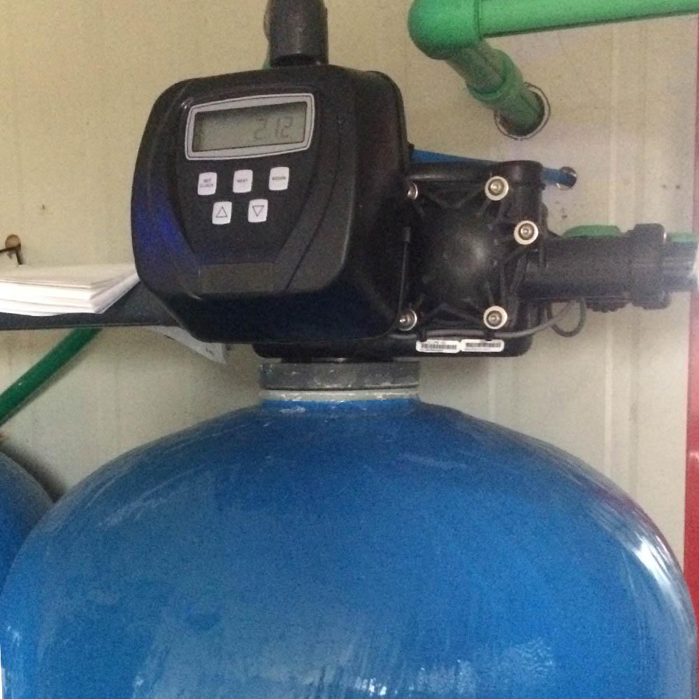 cz trattamento acque impianti depurazione acqua filtrazione addolcimento osmosi inversa - addolcitore residenziale 200 - 250
