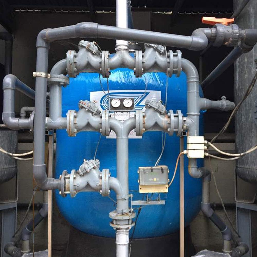 cz trattamento acque impianti depurazione acqua filtrazione addolcimento osmosi inversa - filtro 48 CA,LS,PRO,MTM