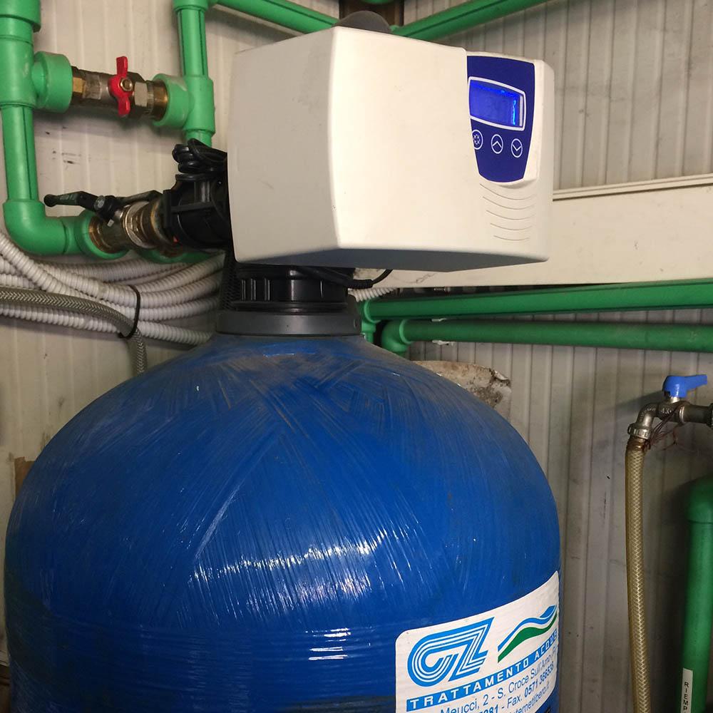 cz trattamento acque impianti depurazione acqua filtrazione addolcimento osmosi inversa - filtro 16 CA,LS,PRO,MTM