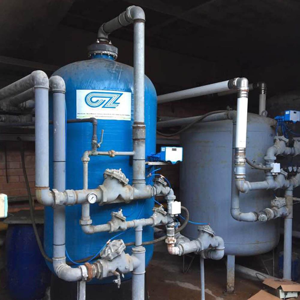 cz trattamento acque impianti depurazione acqua filtrazione addolcimento osmosi inversa - addolcitore WS 900-36