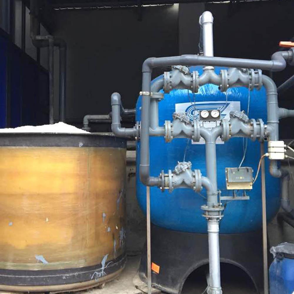 cz trattamento acque impianti depurazione acqua filtrazione addolcimento osmosi inversa - addolcitore WS 4000-60