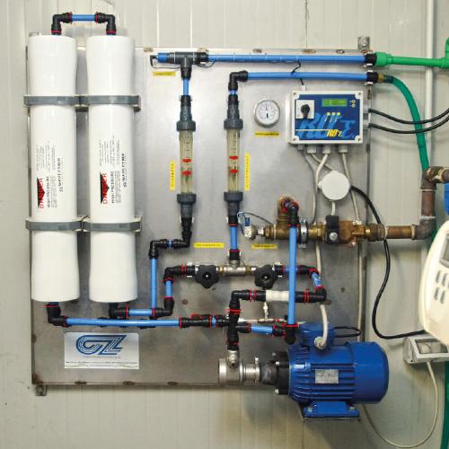 cz trattamento acque soluzioni professionali per tutte le esigenze di trattamento acqua - osmosi inversa trattamento acque industriali ros 250/350