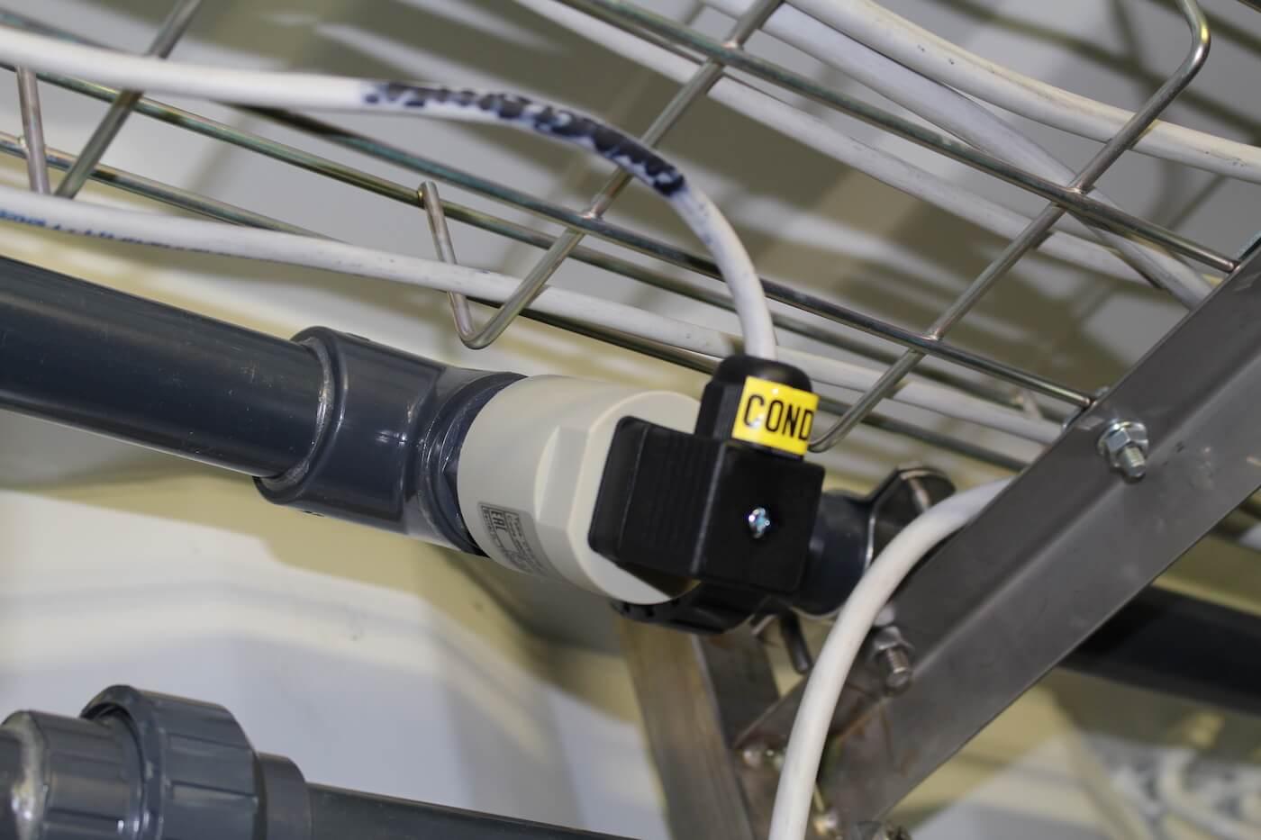 CZ Trattamento Acque - CZ Connect - Sistema centralizzato per il controllo remoto impianti trattamento - particolare 3
