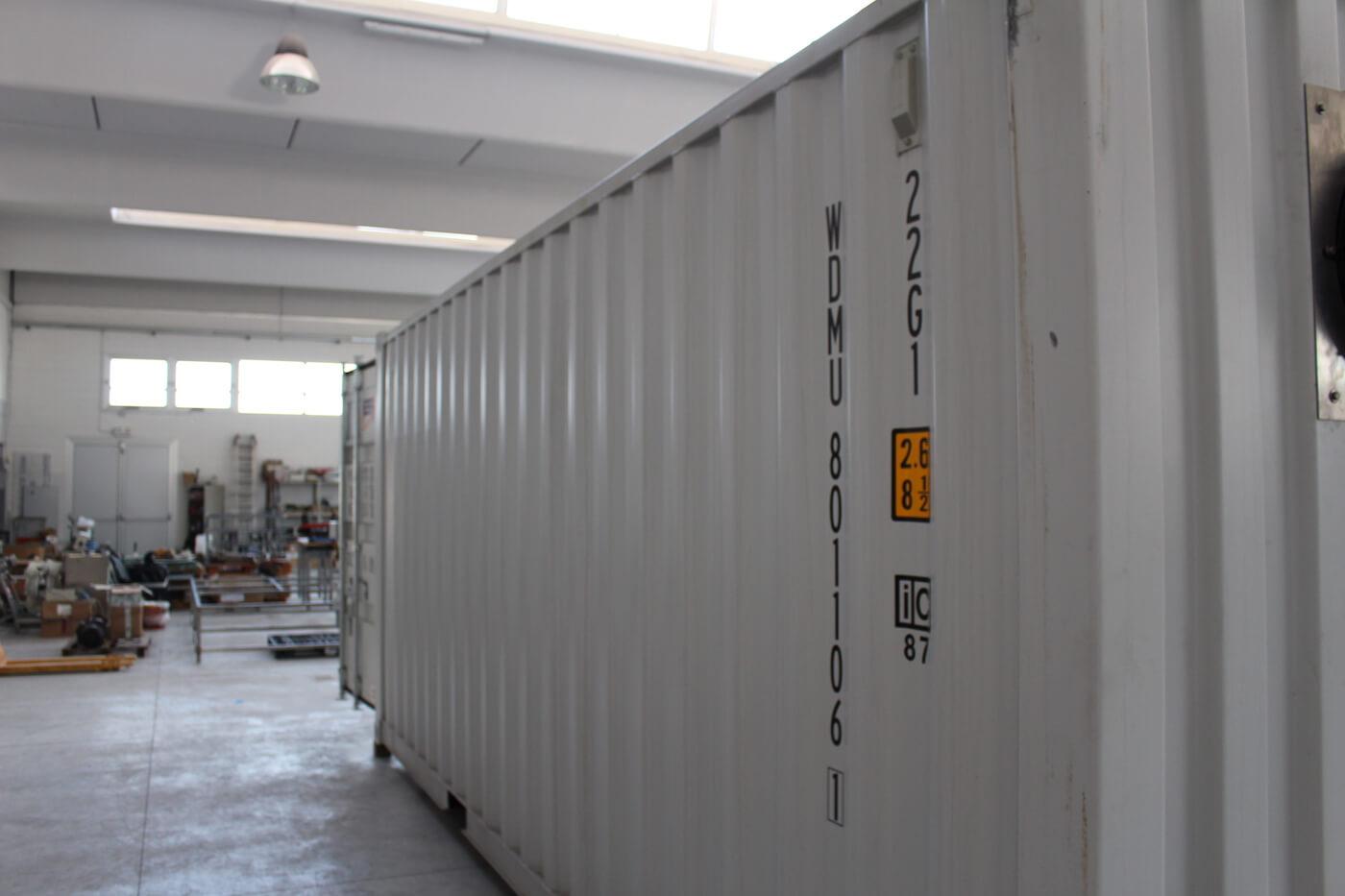 cz trattamento acque - impianti depurazione acqua filtrazione addolcimento osmosi inversa impianti container 14