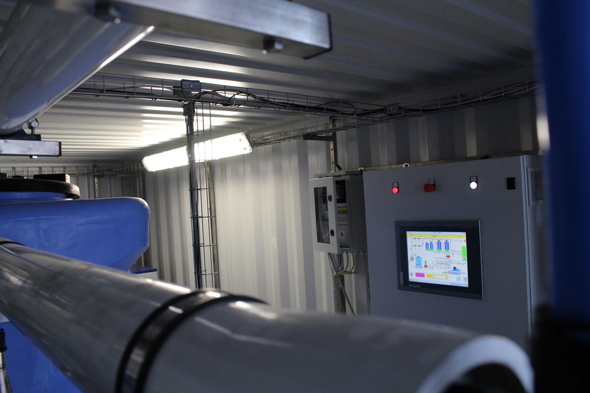 CZ Trattamento Acque - CZ Connect - Sistema centralizzato per il controllo remoto impianti trattamento